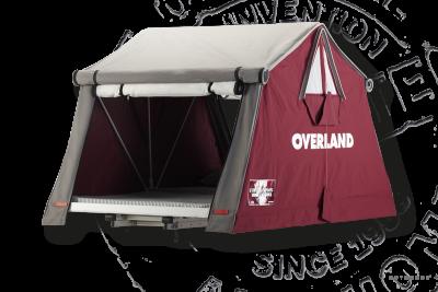 Overland Bordeaux Medium Standardmontage