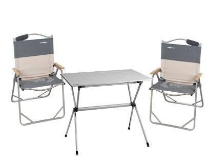 Set Tisch & Stühle für Ihr Dachzelt