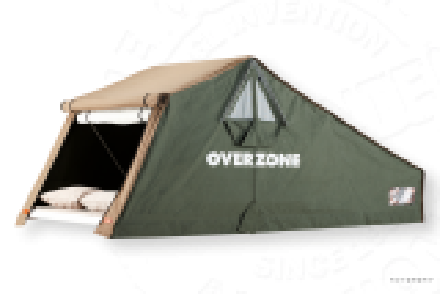 Overzone Safari/Olive Small Standardmontage