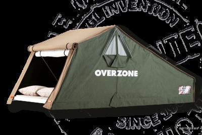 Overzone Safari/Olive Small Explorermontage