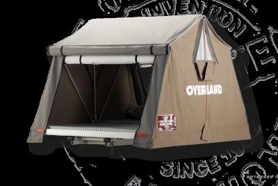 Overland Safari Medium Standardmontage
